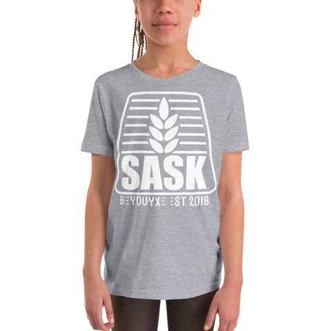 Sask Youth T-Shirt - Be You YXE