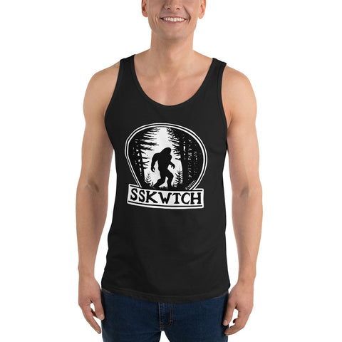 SSKWTCH Unisex Tank Top - Be You YXE