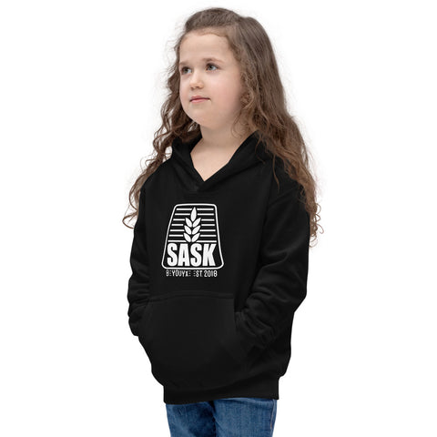 Sask Youth Hoodie - Be You YXE