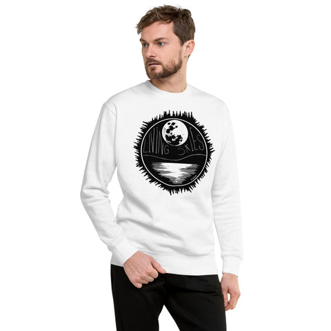 Living Skies Unisex Fleece Sweatshirt - Be You YXE