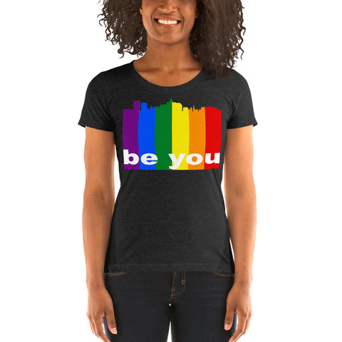 Be You Women's T-shirt - Be You YXE