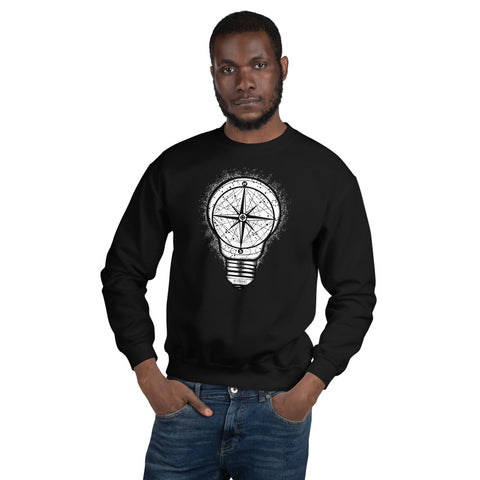 Directions Unisex Sweatshirt - Be You YXE