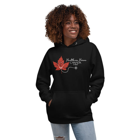 Healthcare Heroes Canada Unisex Hoodie - Be You YXE