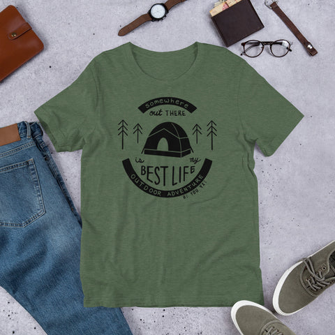 Outdoor Adventure Unisex T-Shirt