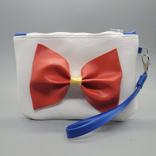 Load image into Gallery viewer, Red Bow - Anime Inspired Ita Wristlet