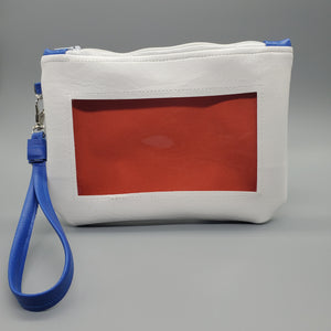Red Bow - Anime Inspired Ita Wristlet