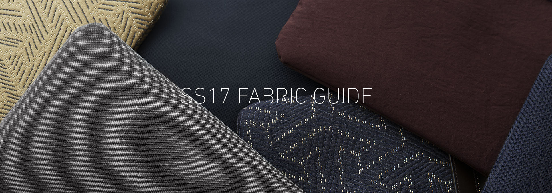 SS17 Fabric Guide