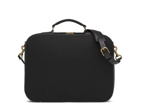 M/S Suitcase - Coal/Black