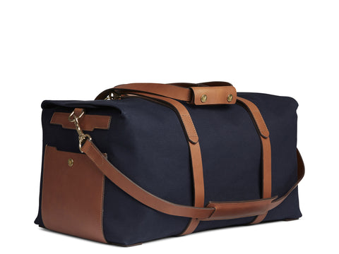 M/S Supply - Midnight blue/Cuoio