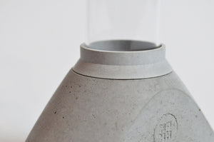 LAB - concrete vase