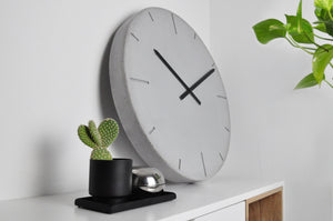 Millstone - the big wall clock