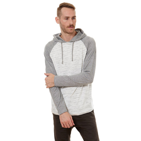 Chad Curved Hem Pullover