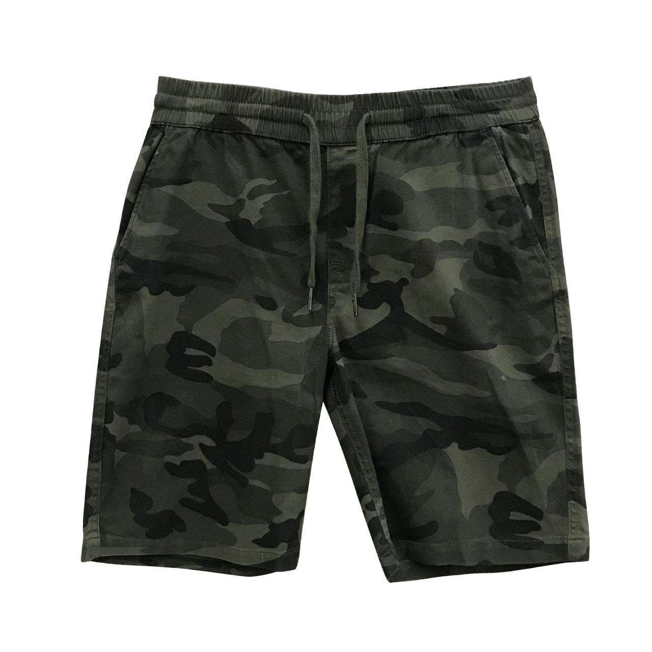 Stretch Camo Short