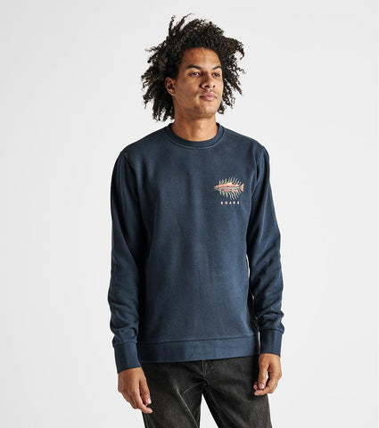 Graphic Crewneck Sweatshirt, Roark, $65