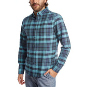 Robert Plaid LS Shirt