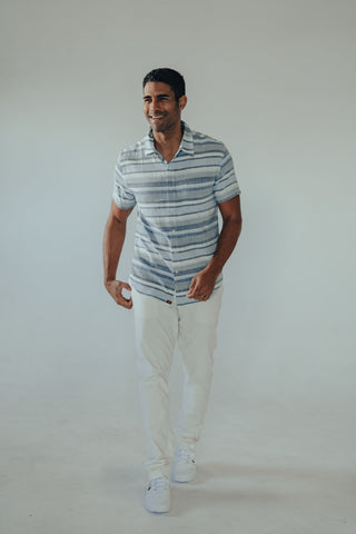 Freshwater SS Button Down