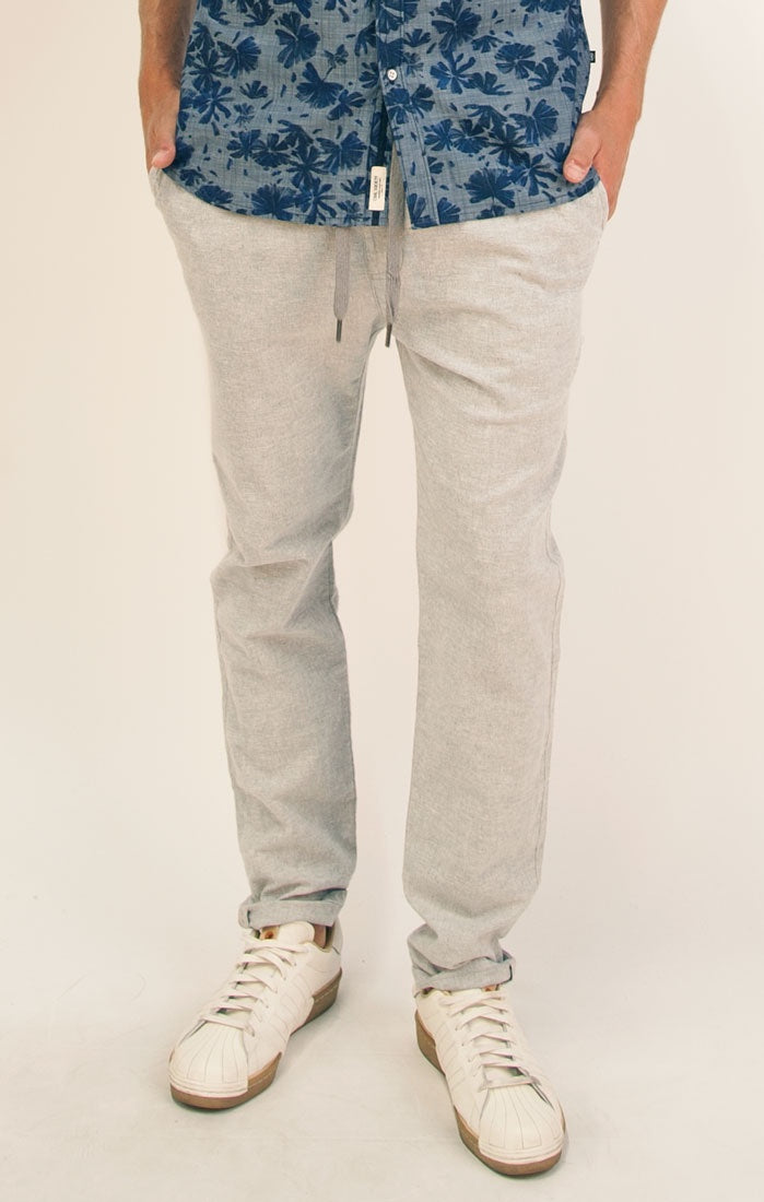 Grossman Tailored Stretch Chino Pants
