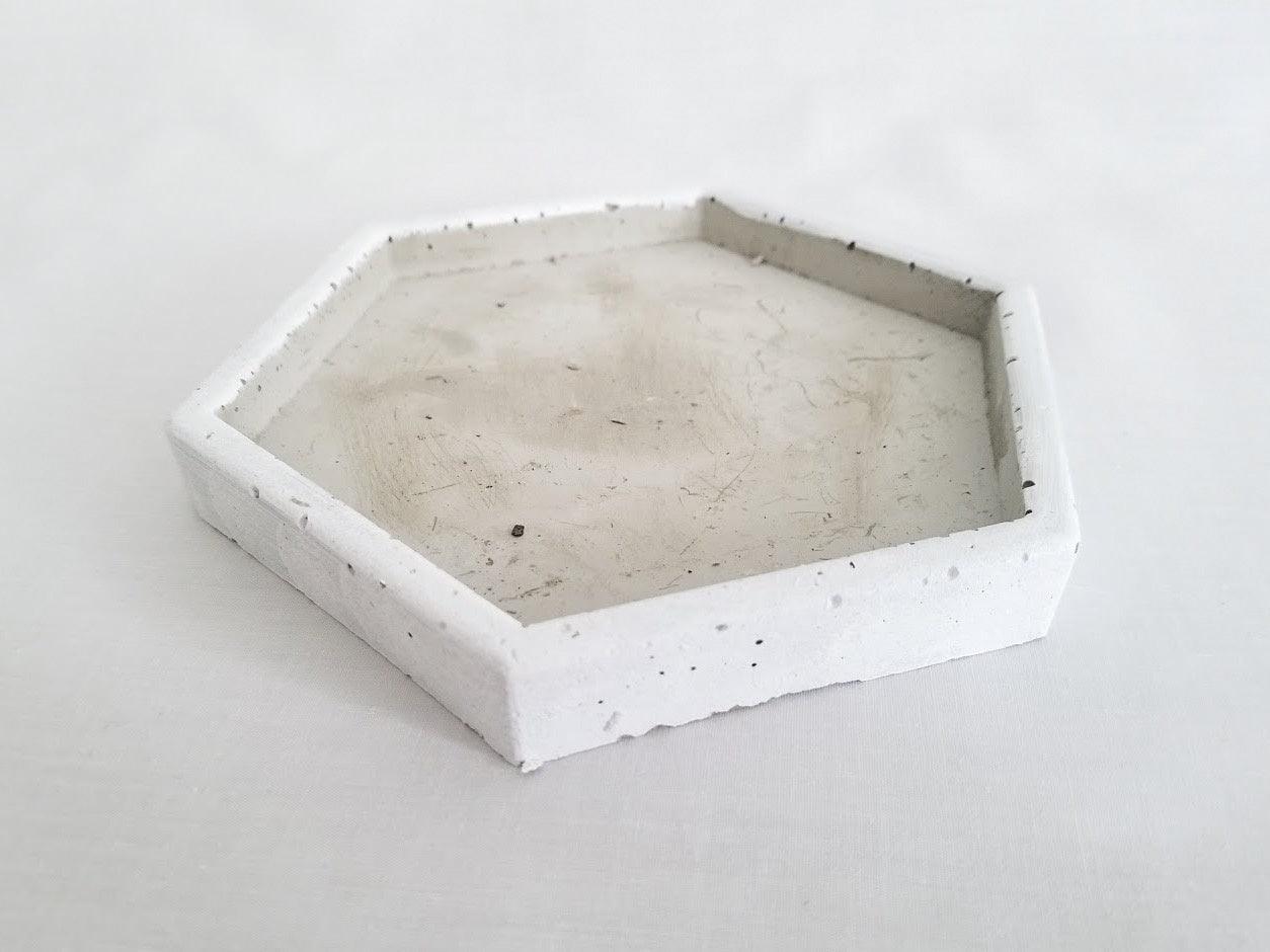 Large Hexagon Tray