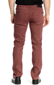 NOW Denim Merlot Pant - FINAL SALE
