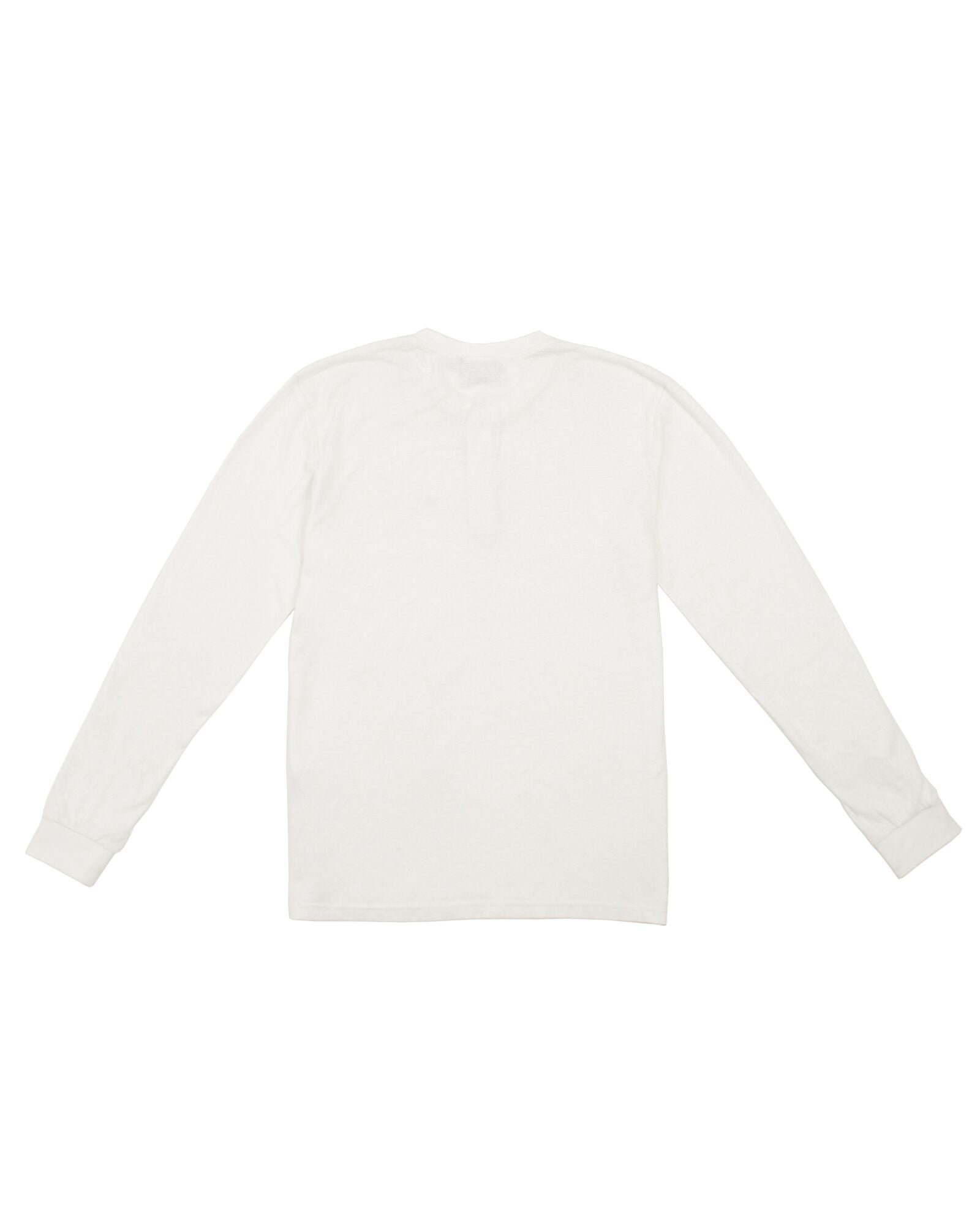Hemp Henley LS T-Shirt