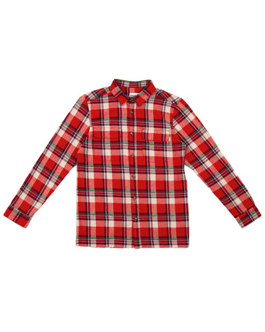 Highlands Flannel LS Shirt