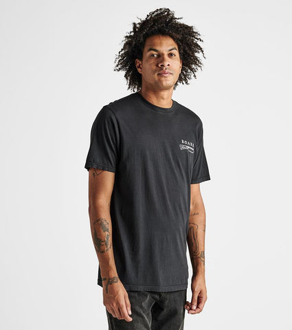 100% Cotton Premium SS Graphic Tee, Roark, $31