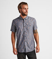 River Spey SS Button Up