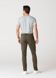 "Sleek Pant with Stretch in Slim Fit 32"" Inseam, Swet Tailor, $129"