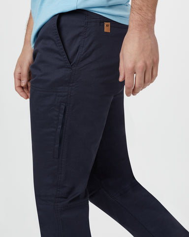"Technical Jogger Pant 30"" Inseam in 97% Organic Cotton, tentree, $80"