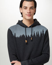 Classic Hoodie Style with Signature Juniper Graphic, tenree, $68