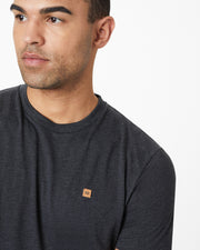 SS Crew Neck Tee with TreeBlend Fabric, tentree, $35