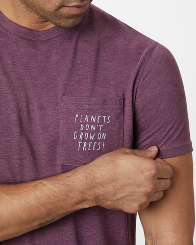 Planets Classic Pocket T-Shirt