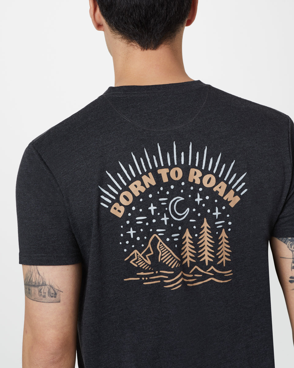 Born to Roam Classic T-Shirt