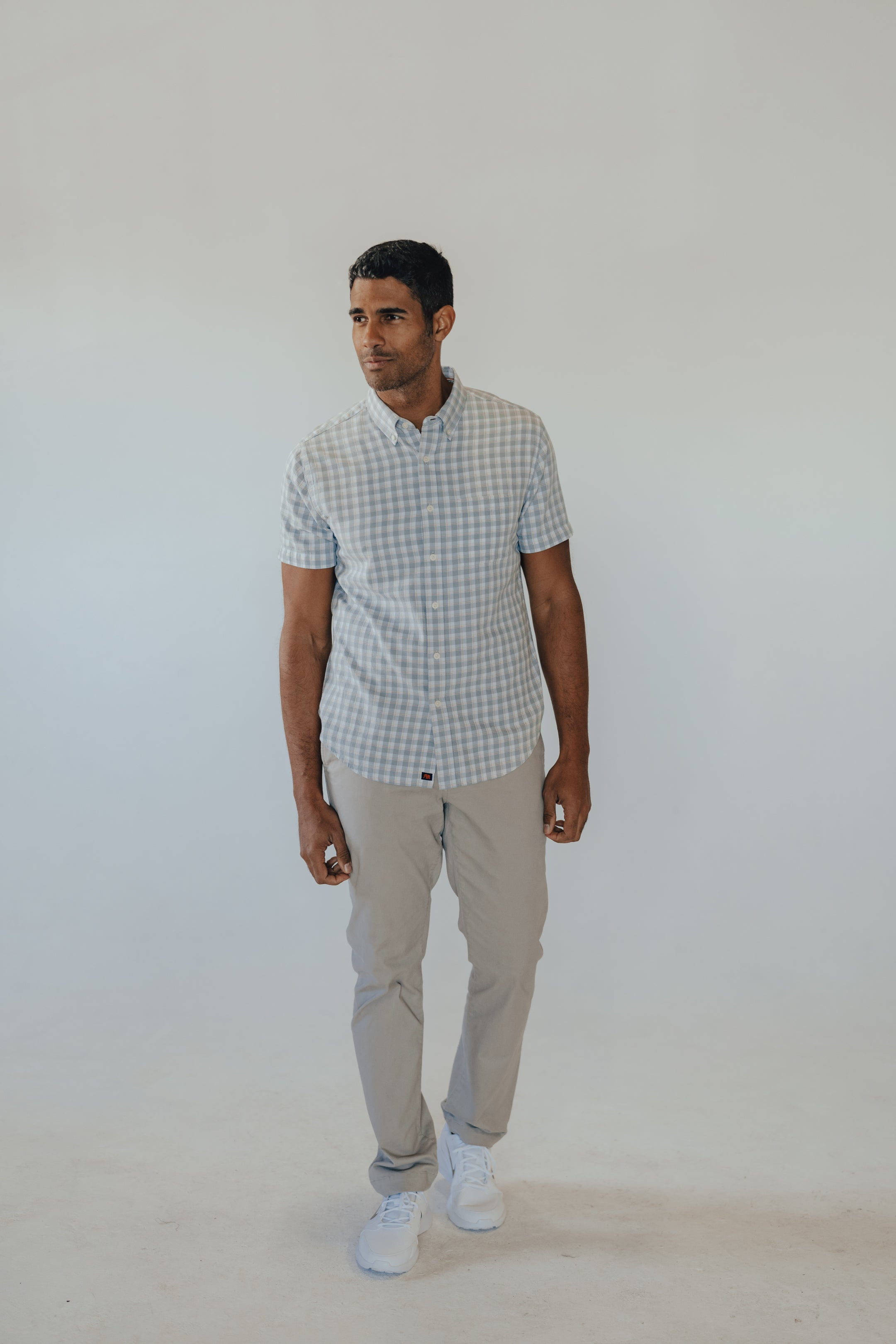 Midcoast Button Down