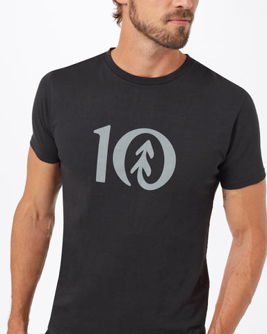Regular Fit, 100% Organic Cotton Graphic SS Tee, tentree, $30