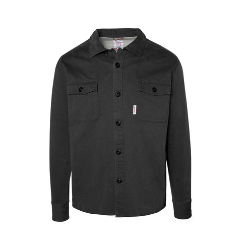 Military-Style Workwear Shirt in 100% Organic Cotton Twill, Topo Designs, $89