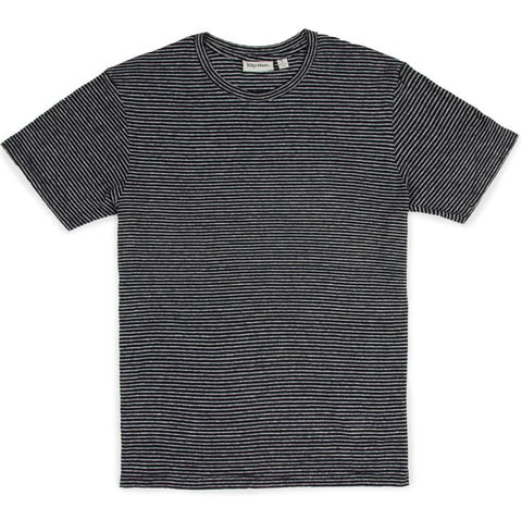 Linen Stripe T-Shirt