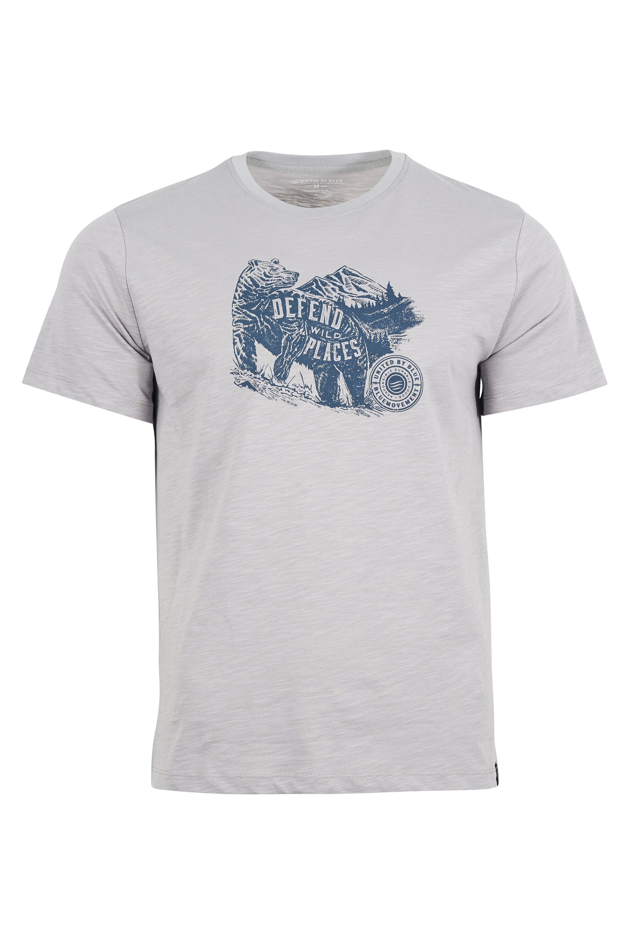 Defend Wild Places SS Graphic Tee