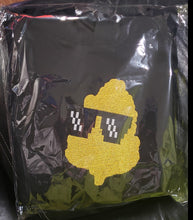 Load image into Gallery viewer, Gold Embroidered Nug Hoodie