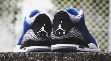 AIR JORDAN 3 VARSITY ROYAL RELEASE DATE