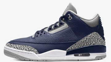 "Upcoming Air Jordan 3 ""Midnight Navy"" Release Date"