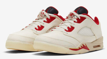 "Air Jordan 5 Low ""Chinese New Year"" Release Date"