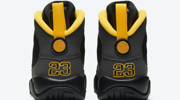 "Air Jordan 9 Retro ""University Gold"" Joins Jordan Brand's Early 2021 Releases"