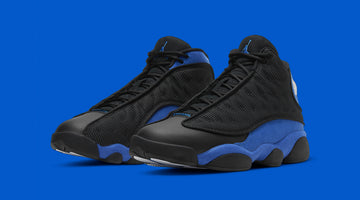 "The Air Jordan 13 ""Hyper Royal"" Releases On December 19th"