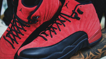 "Air Jordan 12 ""Reverse Flu Game"" Confirmed For Xmas Release"