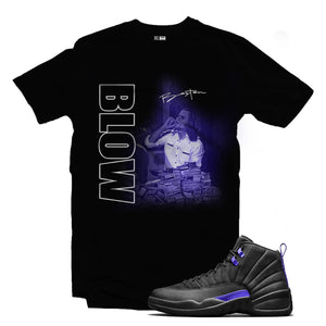 "MTK ""Blow"" Air Jordan Concord 12 Matching T-Shirt"