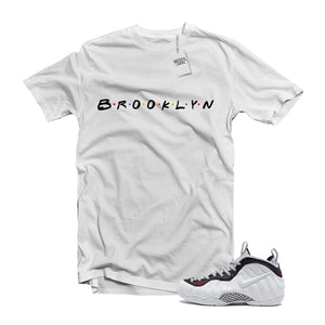 "MTK ""Brooklyn"" Nike Air Foamposite Pro Matching T-Shirt"