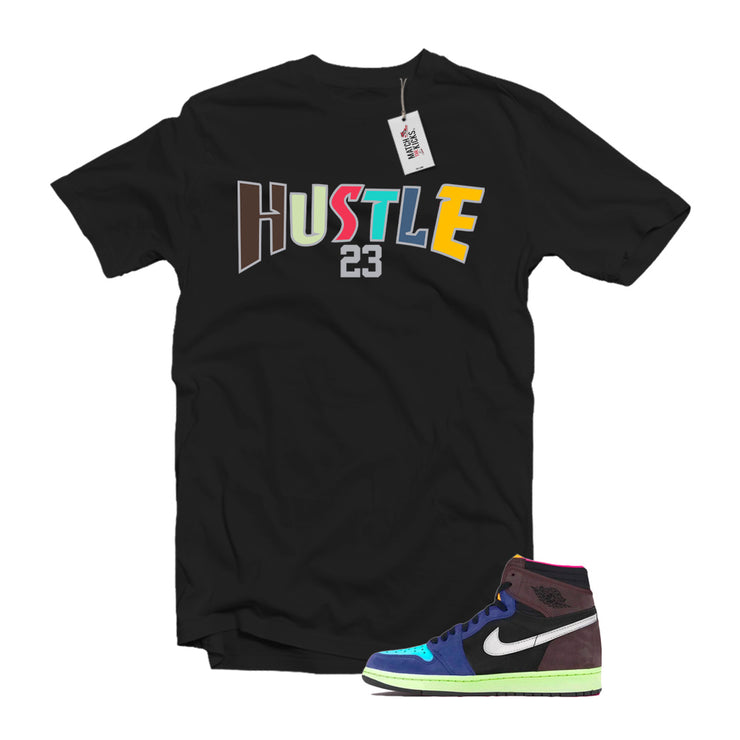 "MTK ""Hustle"" Air Jordan 1 ""Bio Hack"" Matching T-Shirt"