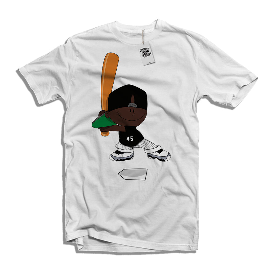 "MTK Week 4 ""MJ baseball"" T-Shirt"