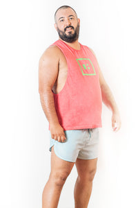 Sport Shirt Basket Tank Top bear gay men plus size underbear